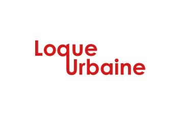 logo - loque urbaine - blanc